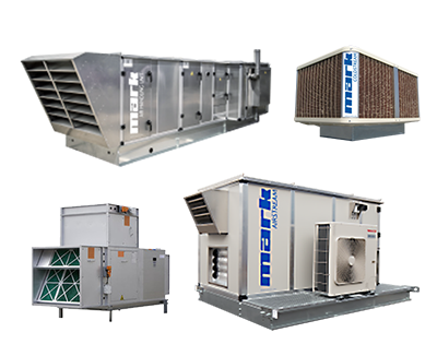 Air treatment climate control products