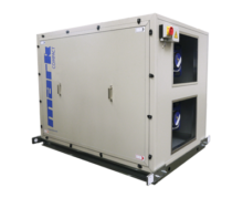 Airstream Compact heat recovery unit