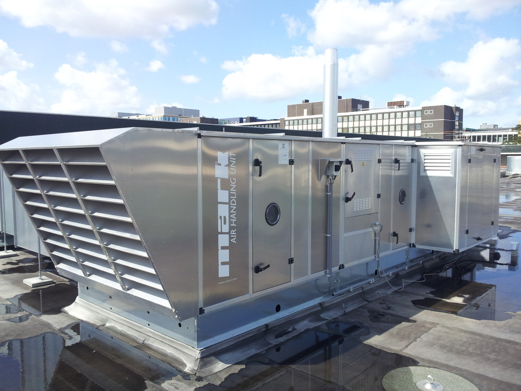 AHU air handling unit